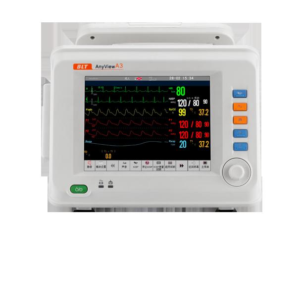 Portatyvus paciento monitorius BLT AnyView A3