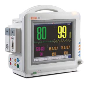 Modulinis paciento monitorius Q3