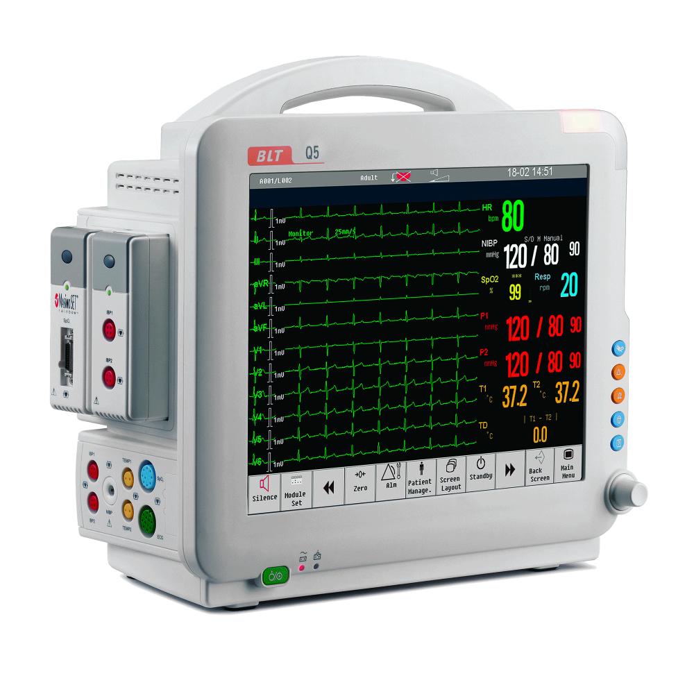 Modulinis paciento monitorius Q5