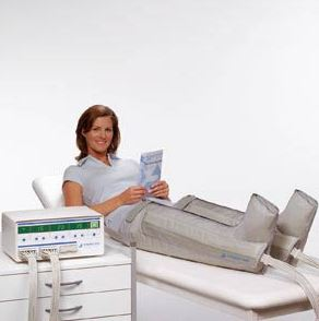 Kompresinės terapijos prietaisas Lympha-mat® Gradient